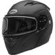 Matte Black Revolver EVO Snow Helmet w/Dual Lens Shield