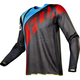 Gray/Red Flexair Seca Jersey