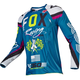 Teal 360 Rohr Jersey