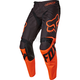 Orange 180 Race Pants