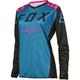 Women's Black/Pink Switch Jersey