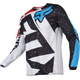 Youth Red/White 180 Nirv Jersey