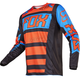 Youth Black/Orange 180 Falcon Jersey