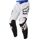 Youth White 180 Race Airline Pants