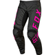 Youth Girl's Black/Pink 180 Pants