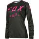 Kid's Girl Black/Pink 180 Jersey