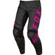 Kid's Black/Pink 180 Pants