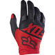 Red Dirtpaw Race Gloves