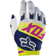 Navy/White Dirtpaw Race Gloves