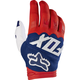 Red/White Dirtpaw Race Gloves