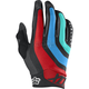 Gray/Red Airline Seca Gloves