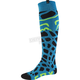 Blue Grav Coolmax Thin Socks