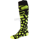 Black/Yellow Grav Coolmax Thin Socks