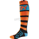 Black/Orange Fri Falcon Thick Socks