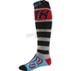 Gray/Red Fri Falcon Thick Socks