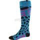 Women's Purple/Pink MX Socks - 17816-533-OS
