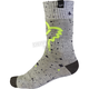 Youth Gray/Yellow MX Nirv Socks