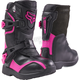 PeeWee Black/Pink Comp 5K Boots