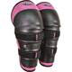 PeeWee Black/Pink Titan Knee/Shin Guards - 08037-285-OS