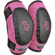 PeeWee Black/Pink Titan Elbow Guards