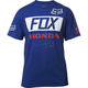 Blue Honda Basic Standard T-Shirt