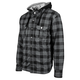 Black Standard Supply Moto Shirt