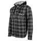 Black Standard Supply Moto Shirt