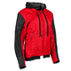 Women's Red/Black Double Take Jacket