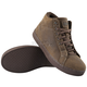 Brown Soul Shaker Moto Shoes