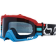 Gray/Red Air Defence Seca Goggles - 18429-037-NS