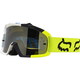 Youth White/Yellow Air Space Creo Goggles - 18432-214-NS