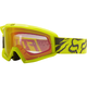 Youth Yellow Main Race Goggles - 18436-005-NS