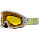 Gray/Yellow Main Nerv Goggles - 18435-086-NS