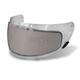 Light Silver Dual Lens Shield for Qualifier/DLX, Revolver EVO, RS-1, Vortex and 2005-2015 Star Helmet - 7078263