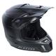Flat Black Stealth F3 Helmet