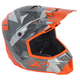 Gray/Orange Camo F3 Helmet
