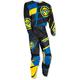 Youth Blue/Yellow/Black M1 Jersey