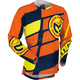 Youth Orange/Hi-Viz/Blue M1 Jersey