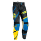 Yellow/Cyan M1 Pants