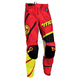 Red/Yellow/Black M1 Pants
