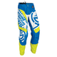 Blue/Hi-Viz Qualifier Pants