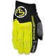 Hi-Viz/Black MX1 Gloves