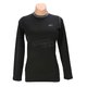 Women's Black Solstice 2.0 Base Layer Shirt