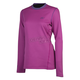 Women's Pink Solstice 2.0 Base Layer Shirt