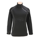 Black Women's Solstice 3.0 Base Layer Shirt