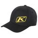 Black K Corp Hat