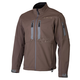 Brown Inversion Jacket