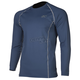 Navy Aggressor 1.0 Base Layer Shirt