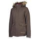 Women's Brown Jackson Parka