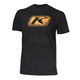 Black Fractured T-Shirt